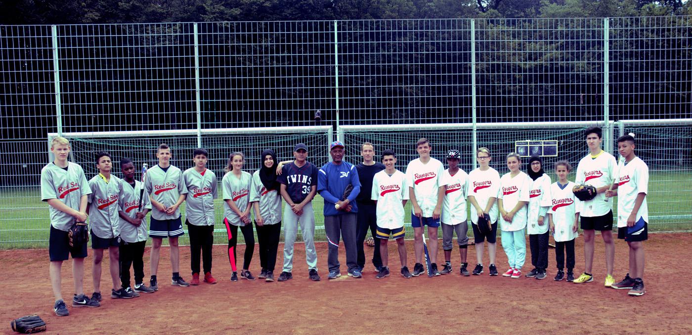 Baseball AG - Offenbach Twins Baseball Club e.V.